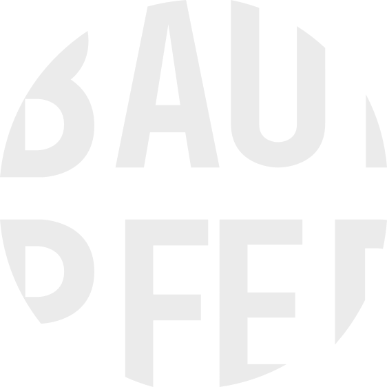 JUNA Grey Melange Classic fitted t-shirt with eye emblem at the chest - front image