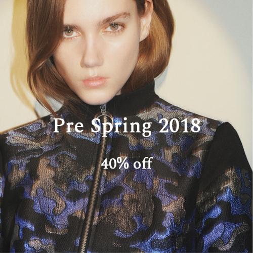 Pre Spring 2018