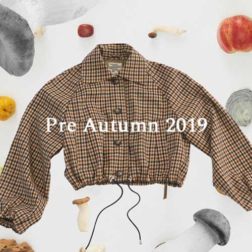 Pre Autumn 2019